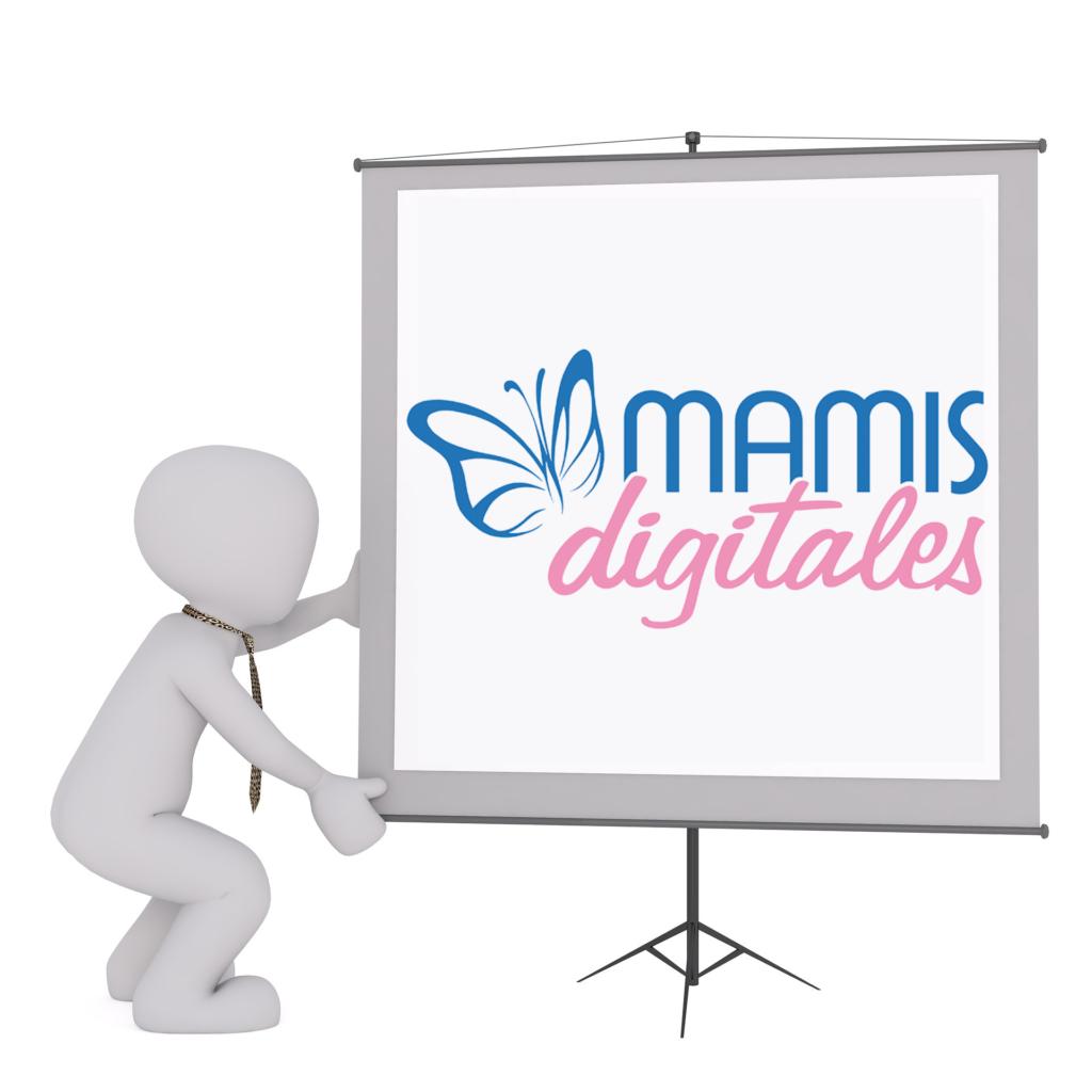 Logo MamisDigitales