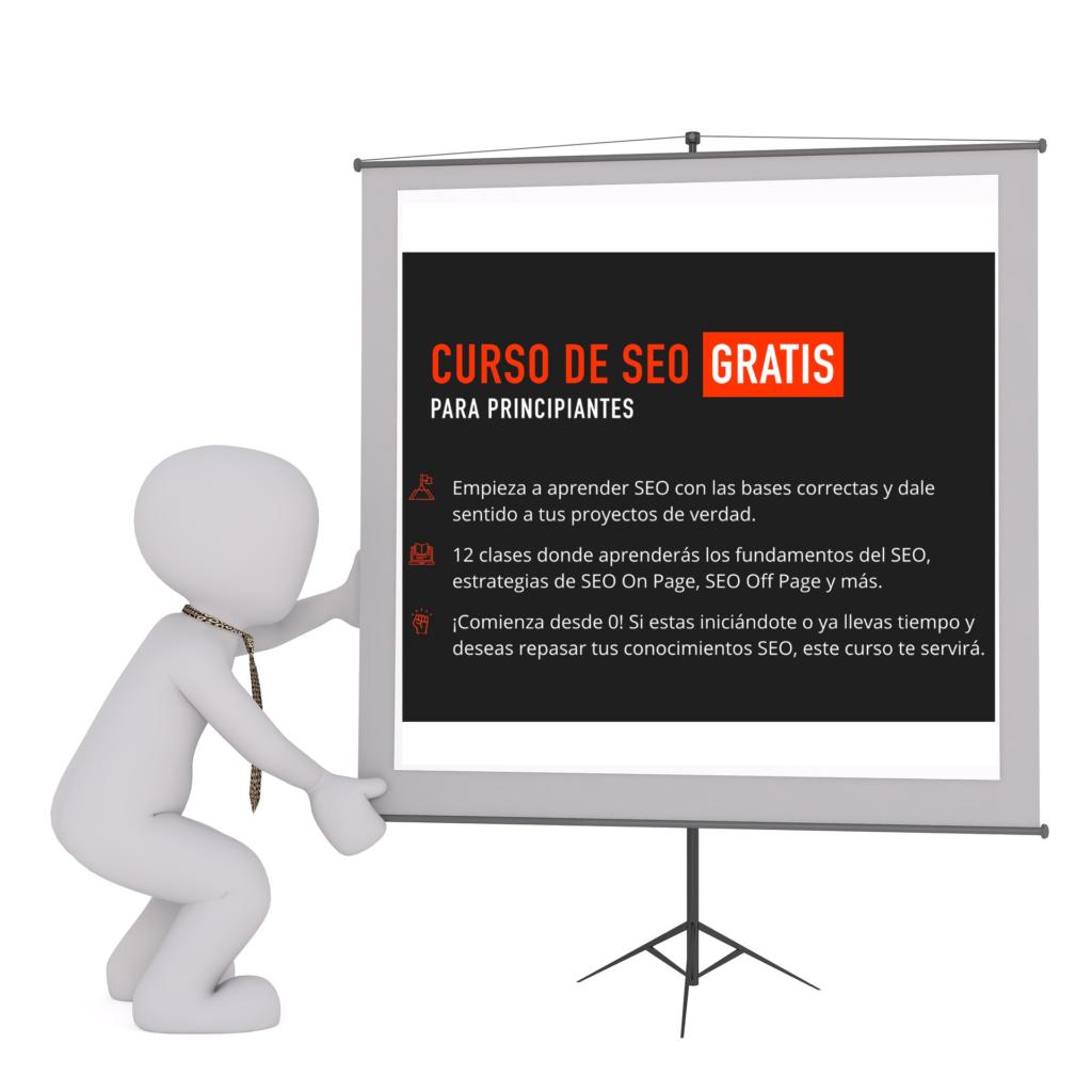 Curso SEO gratis LuisMV