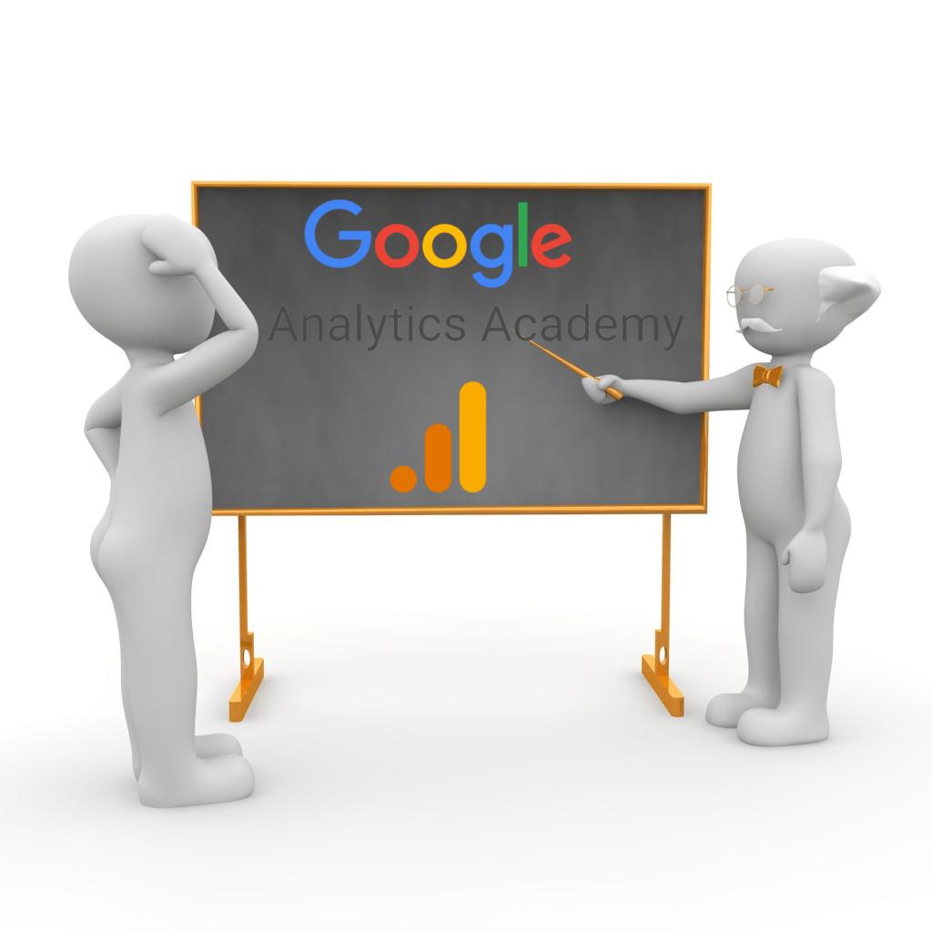 Logo Google Analitics