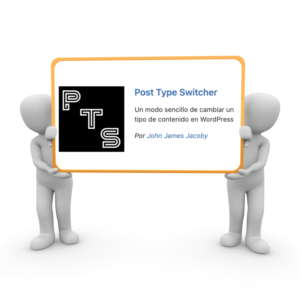 Plugin Post Type Switcher