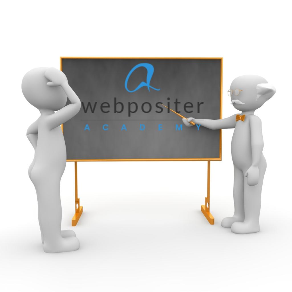 Logo Webpositer