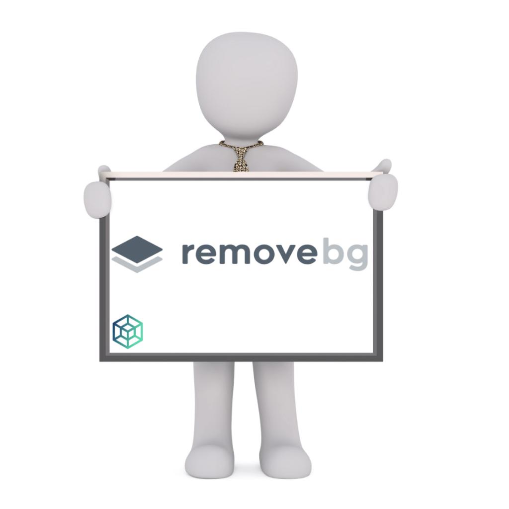 Removebg herramienta diseño